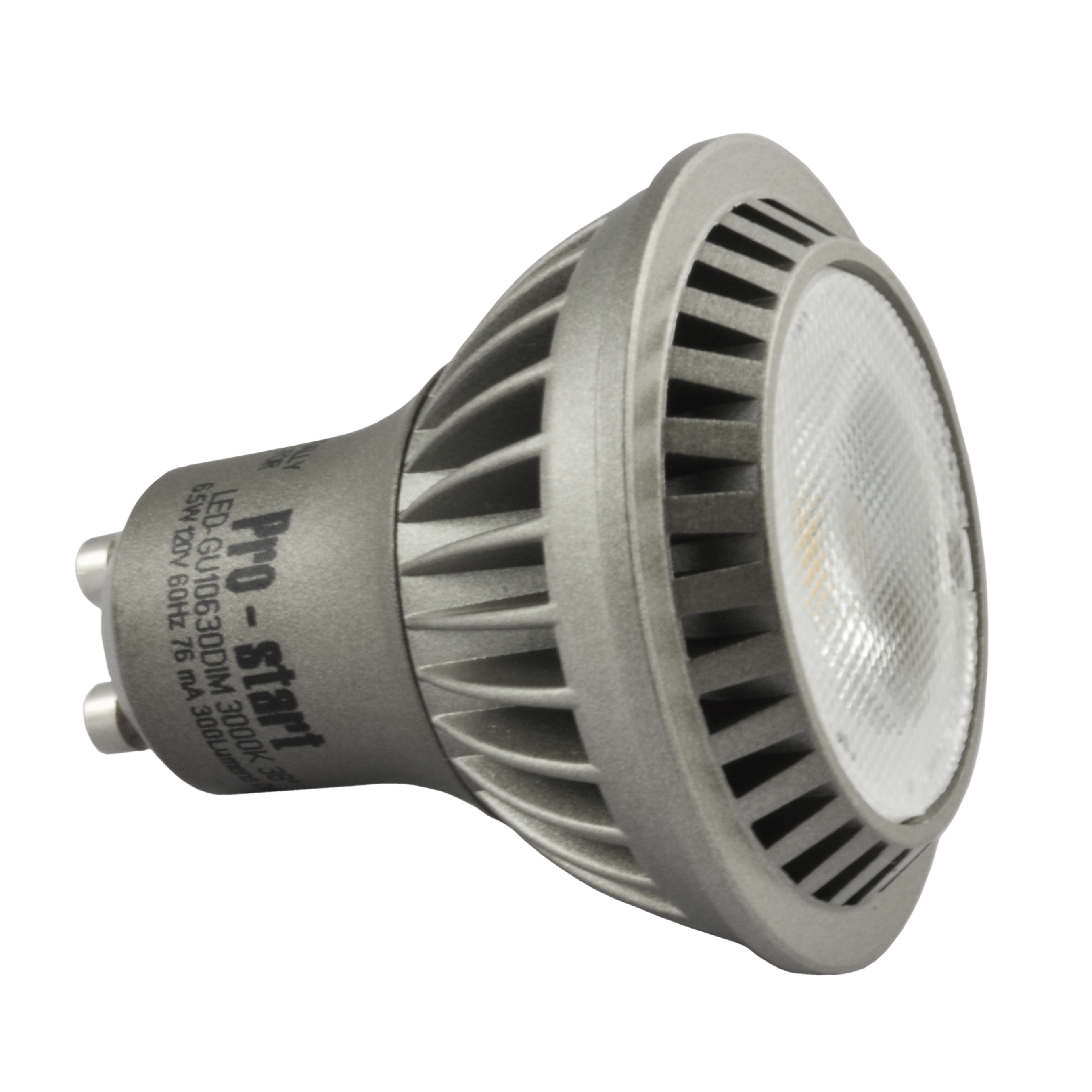 New Led Mr16 Lamps 6 5 Watt Dimmable 3000k Warm White Gx5 3 And Gu10 Base Available